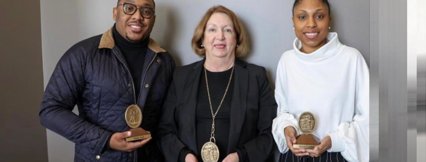 Winners of the University of Alabama's Algernon Sydney Sullivan Award